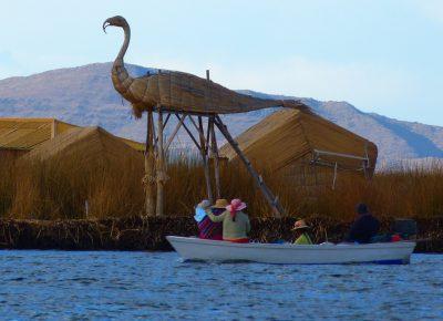 Tour a Los Uros (Islas Flotantes) 1/2 Día
