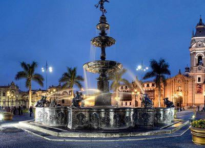City Tour  paseando por el Centro Histórico de Lima