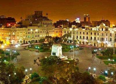 Lima – Paracas – Ica – Nazca