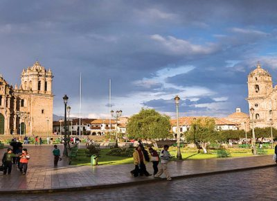 City Tour Combinada Cusco
