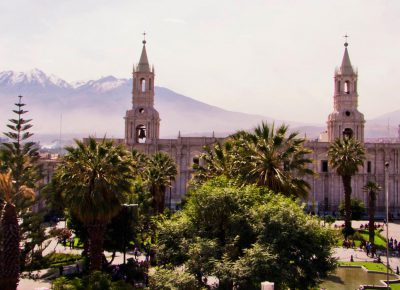 City Tour en Arequipa