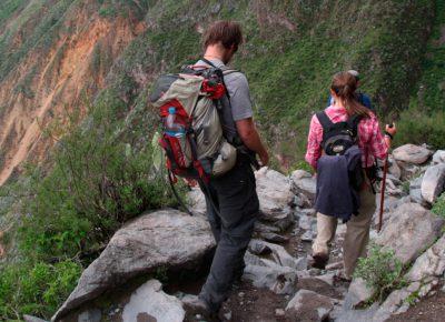 Caminata al Cañón del Colca 3 Días / 2 Noches