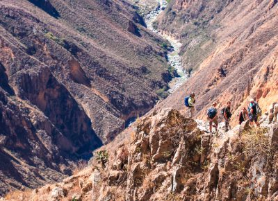 Caminata al Cañón del Colca 2 Días / 1 Noche