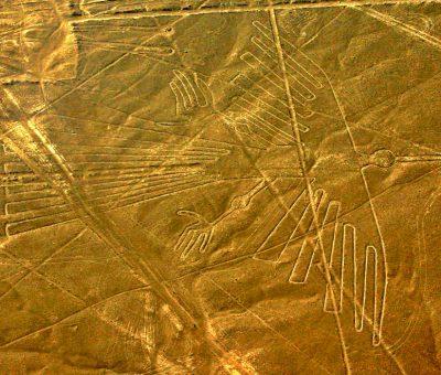 Sobrevuelo a las Líneas de Nazca