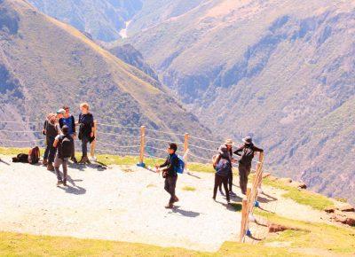 Flight of the Condors in Chonta Cusco