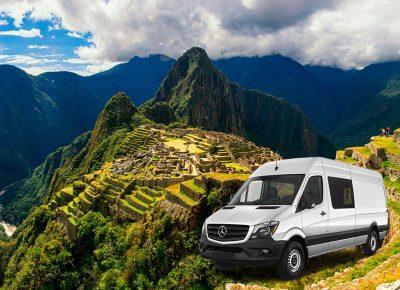 Machu Picchu por Carretera 2D/1N