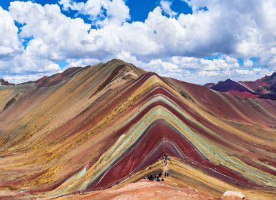 Montaña De Colores + Valle Rojo Full day